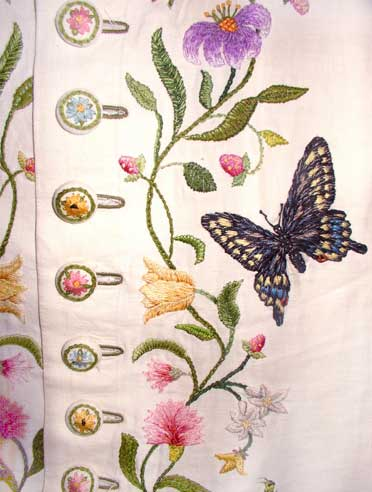 29 Perfect 18th Century Embroidery Patterns Ausbeta