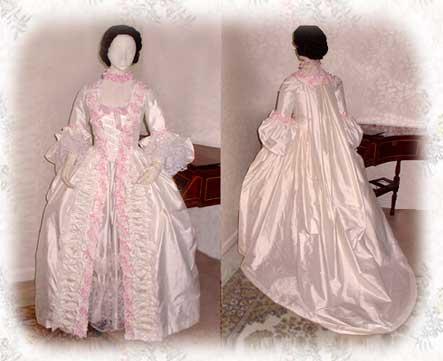 Colonial Bride 18th Century